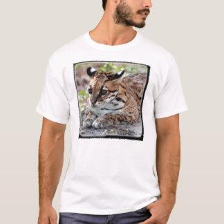 Ocelot 02 11x11 T-Shirt