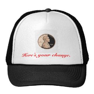 O'Change Trucker Hat