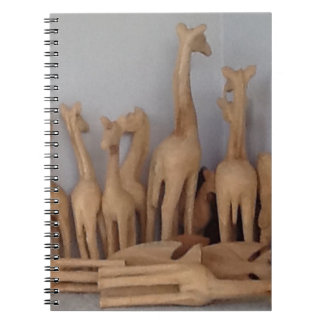 Ocho carvings notebooks
