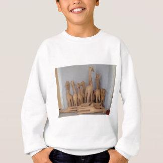 Ocho carvings sweatshirt