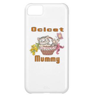 Ocicat Cat Mom iPhone 5C Cases