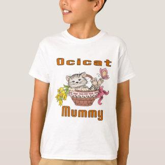 Ocicat Cat Mom T-Shirt