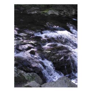 Ocoee River Postcard