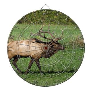 Oconaluftee Elk Dartboard
