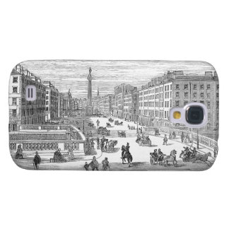 O'Connell Street Vintage Dublin Ireland Galaxy S4