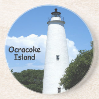 Ocracoke Island Lighthouse Coaster