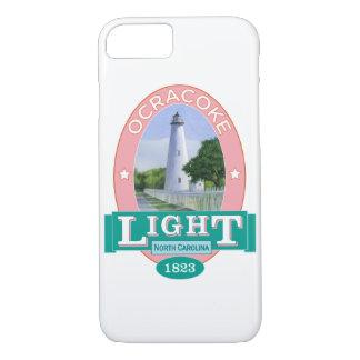 Ocracoke Lighthouse iPhone 7 Case