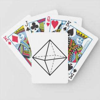 Octaedre Bicycle Playing Cards