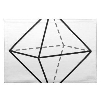 Octaedre Placemat