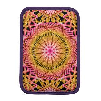 Octagonal Flower Mandala Sleeve For iPad Mini