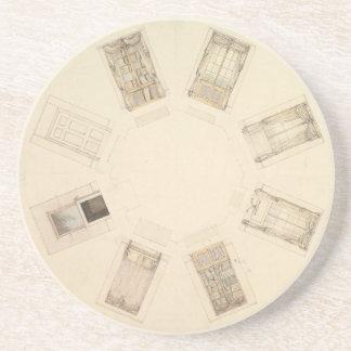 Octagonal Room Coaster