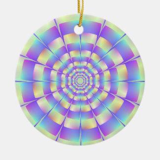 Octagonal Tunnel Ornament