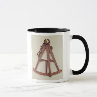 Octant, 1750 mug