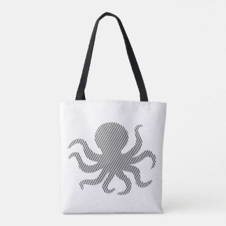 Octo8 Tote Bag