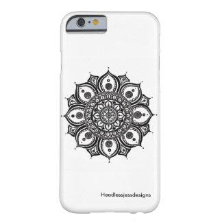 Octo-Petal Mandala iPhone Case
