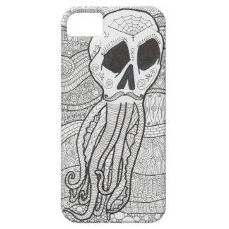 Octo Skull Zentagles for  iPhone 5 iPhone 5 Case
