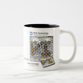 October 2006 - RHK Technology: Image of the Month Two-Tone Coffee Mug