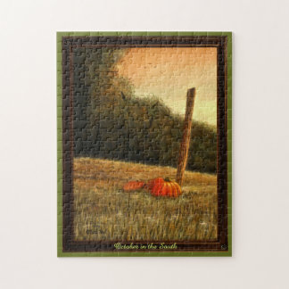 October in the South Jigsaw Puzzle