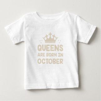 October Queen Baby T-Shirt
