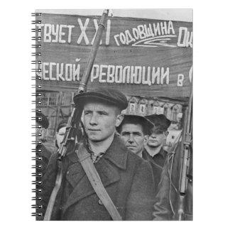 October Revolution Notebooks
