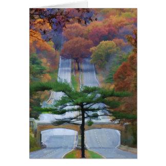 October Road Notecard
