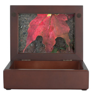 October Sunrise Keepsake Boxes