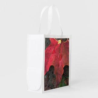 October Sunrise Reusable Grocery Bag
