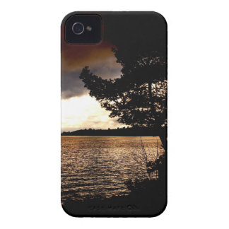 October Waterfront iPhone 4 Case-Mate Case