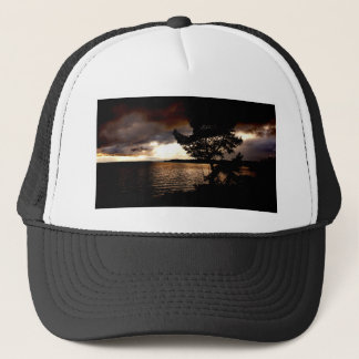 October Waterfront Trucker Hat