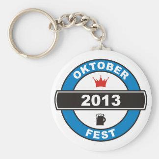 Octoberfest 2013 keychain