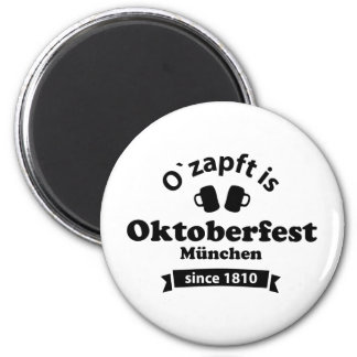 Octoberfest O' taps is Magnet