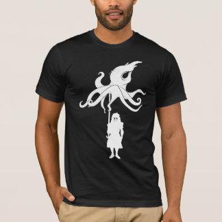 OCTOBRELLA: WHT on BLK Series T-Shirt