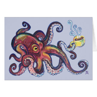 OctoCoffee Card