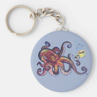 OctoCoffee Keychain