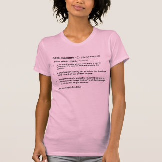 octomom_wht T-Shirt