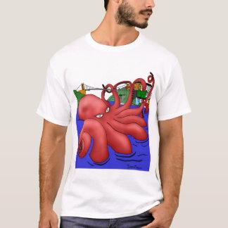 Octopi Bristol T-Shirt
