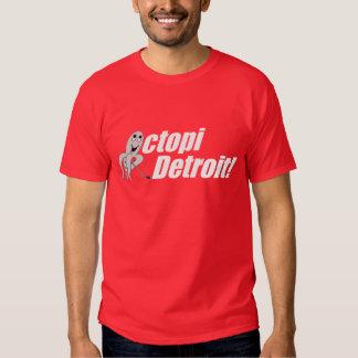 Octopi Detroit! - Hockey Tees