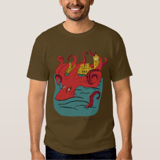 Octopi Parliament Shirt