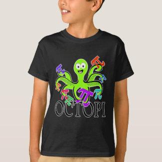 Octopi Pi Day T Shirt