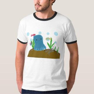 Octopi Splash Shirts