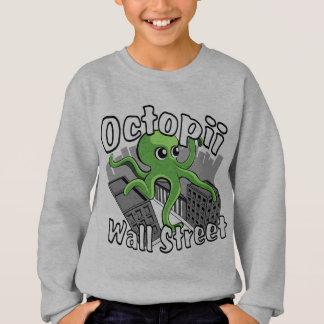 Octopii Wall Street - Occupy Wall St! Tee Shirts