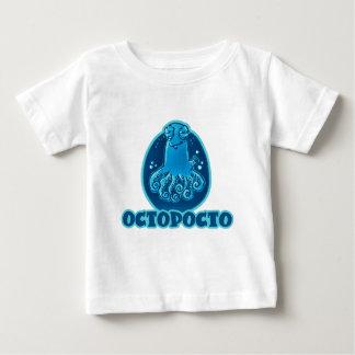 octopocto cartoon style octopus illustration baby T-Shirt