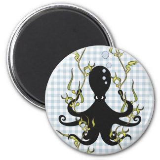 "Octopus 2'25"" Magnet"