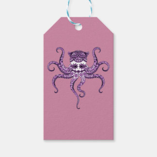 Octopus 2 gift tags