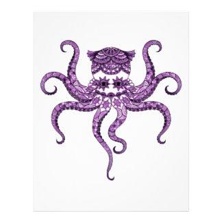 Octopus 2 letterhead