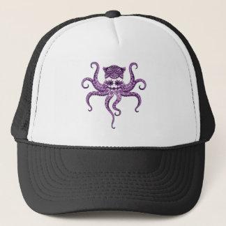 Octopus 2 trucker hat