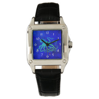 Octopus 6 - Women's Square Watch