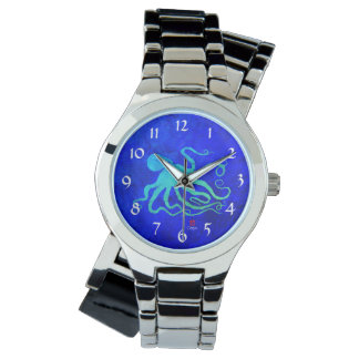 Octopus 6 - Women's Wrap Around Watch