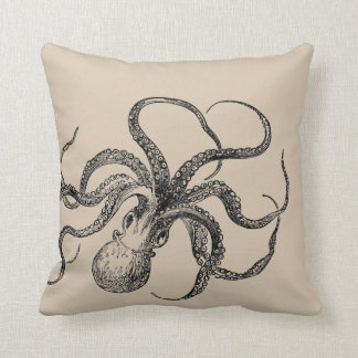 Octopus | Accent Pillow