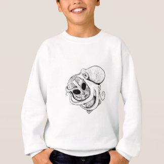 Octopus and Alien Sweatshirt